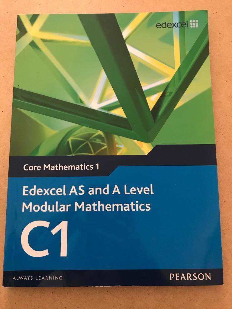 Edexcel C1