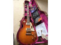 Gibson Les Paul Collectors Choice #29A Tamio Okuda Aged Custom Shop 1959 R9