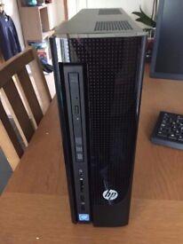 HP SLIMLINE PC / HP KEYBOARD MOUSE / INBUILT WIRELESS