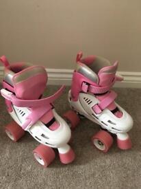 Girls Rollerskates
