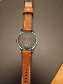 Fossil Smart watch Q marshal - *Brand New*