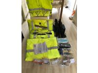 Hi Vis jackets, waistcoats and more
