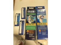 Brand New Oral-B Toothbrush Heads Still In Packaging