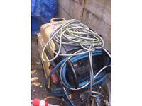 Karcher diesel powered pressure washer