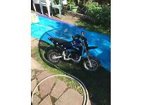 Kids mini dirt bike mini moto 49cc good condition