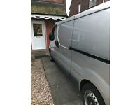 Vauxhall vivaro 64 plate for sale