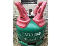 Small full patio gas