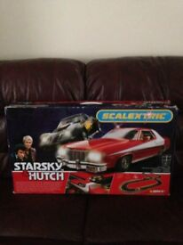 STARSKY AND HUTCH SCALEXTRIC