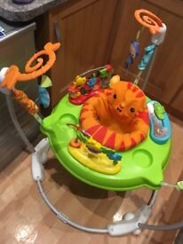 Jumperoo bouncer for sale
