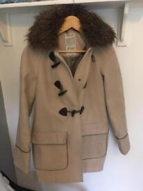 River Island duffel coat