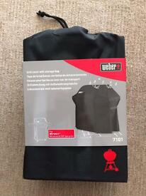 BBQ WEBER BBQ COVER 7101 NEW FITS SPRIT 300 & 220 ALSO OTHER MAKES SIMILAR SIZE OUTBACK ETC