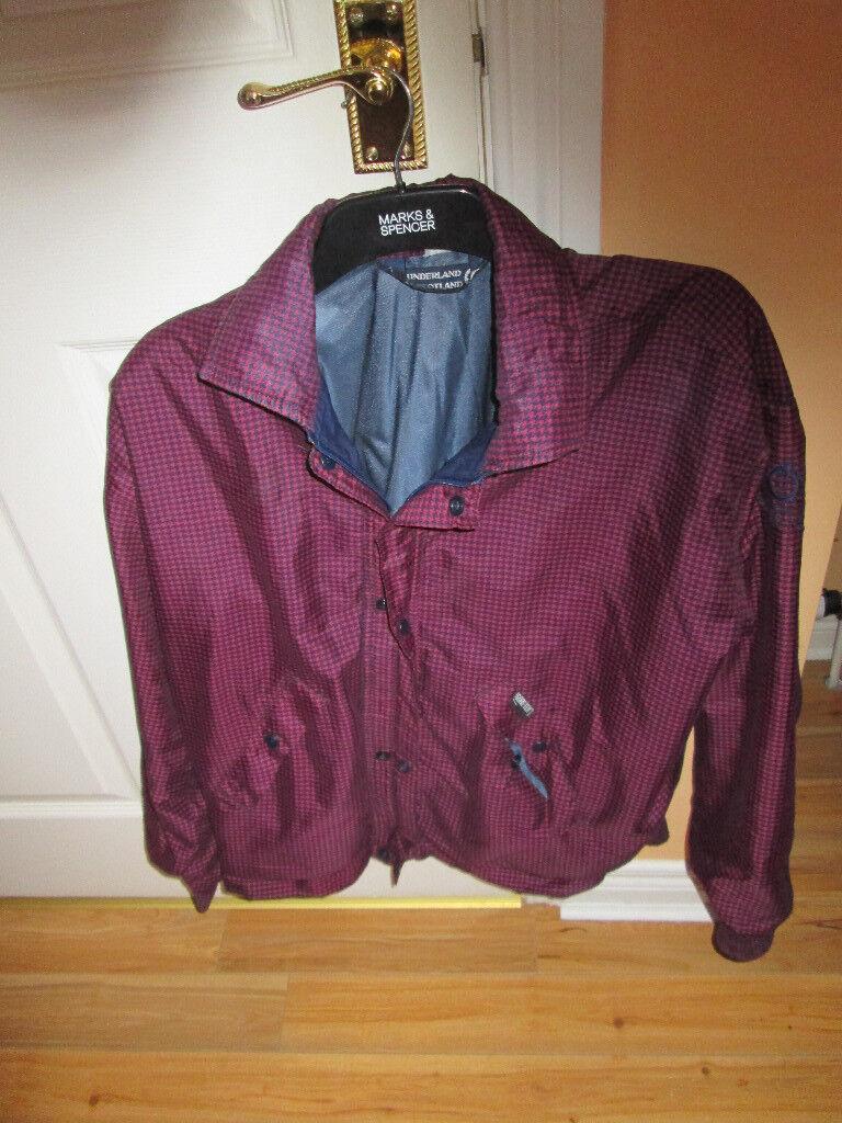 Gore-Tex Sunderland of Scotland waterproof Golf Jacket (Medium size 40-42 inch)
