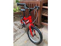 Ridgeback 14inch child's bike