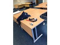 Used desk for sale