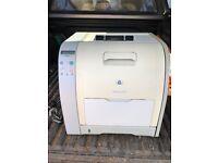 HP Colour Duplex Laser Printer