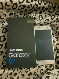 Samsung Galaxy S7 Gold 32gb