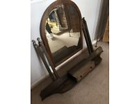 Lovely old mirror