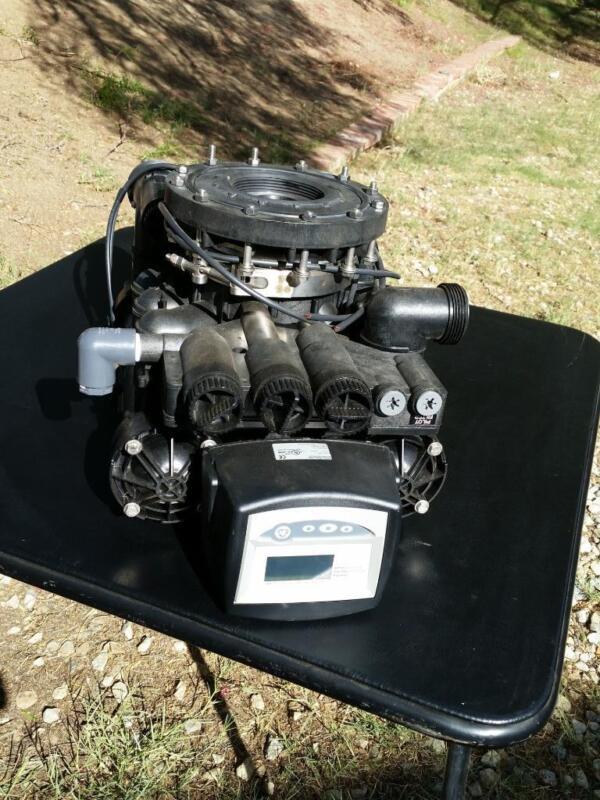 Logix Magnum IT CV Valve Autorol Model 742F Water Conditioning Control ver 1.10