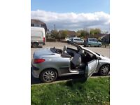 Peugeot 206cc AT *for sale 'or' *swap