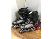 Inline roller skates 6uk