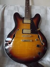 Wesley electric guitar