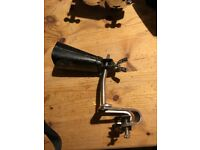 LP Cowbell and holder
