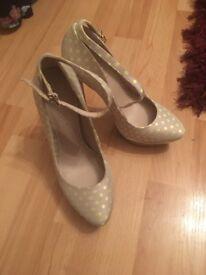 Kurt Geiger heels size 4