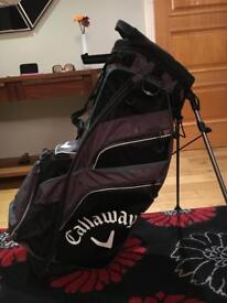 Callaway stand / carry bag