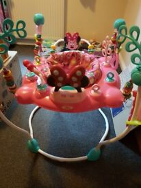 Jumperoo Minnie Mouse
