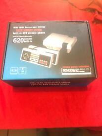 Mini game entertainment system Nintendo games