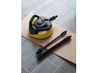 NEW Karcher patio cleaner and dirt blaster spray lance