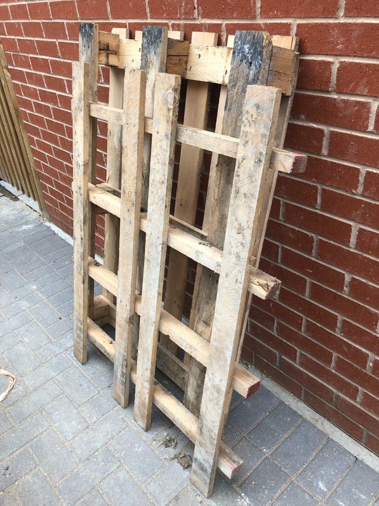 Free Wooden Pallets   in Beck Row, Suffolk   Gumtree