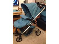 I candy cherry travel system ( blue)