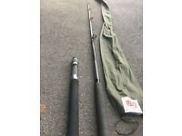 boat rod and bag