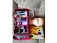 Individual eyelash extension kit