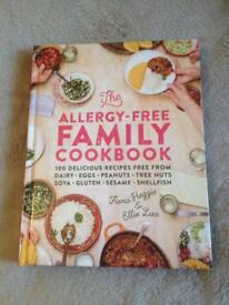 Allergy-free family cookbook