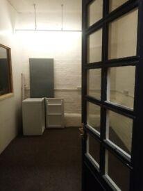West End studio/workshop/office