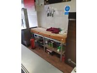 Used butchers block for sale