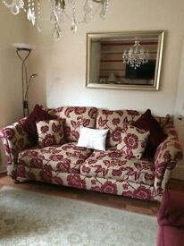 4 Seater sofa good condition non-smoking home