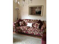 4 Seater sofa good condition non-smoking home