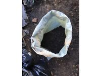 Bags of Surface & Subsoil - FREE - Collection only