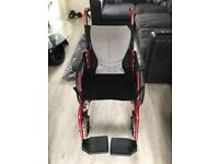 Ergo -115 Karma wheelchair