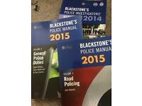 Police books for Sgt and CID exam