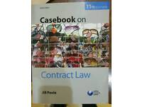 Contract Law 12th edition