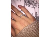 Size 30 gold ring