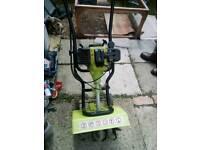 Rotavator petrol 2 stroke