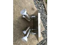 Pair of Square Spot Lights £50 for both or £30 each