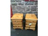 Ducal pine bedside chests * free furniture delivery*
