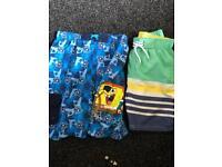 Age 7-8 swim shorts