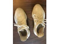 Adidas yeezy white size 8